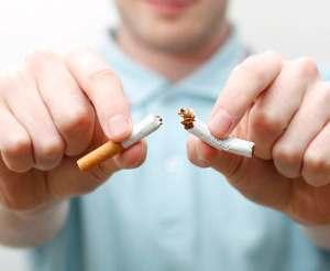 Как с Нового года бросить курить и при этом похудеть