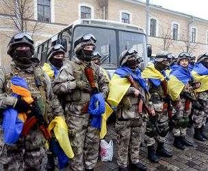 Харьковских военнообязанных «заберут в партизаны»