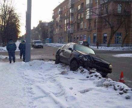 ДТП в Харькове: водители рассказывают разное