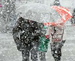 Погода в Харькове на Рождество