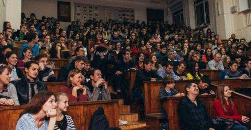В крупнейшем вузе Харькова начинается новый сезон