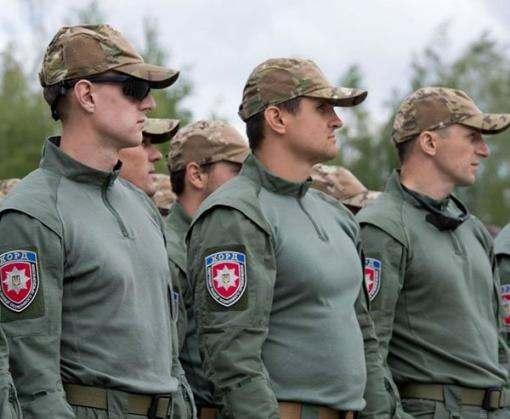 Харьковским полицейским предлагают попробовать пройти отбор в КОРД