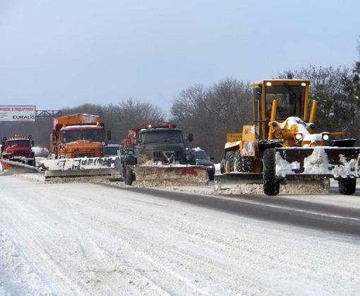 В Харькове ожидается большой снег