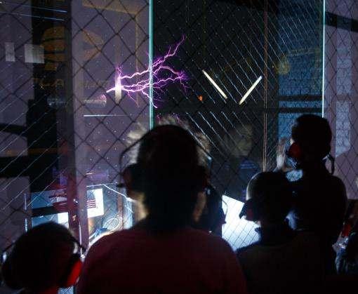 В «ЛандауЦентре» открылась комната высоких энергий: фото-факты