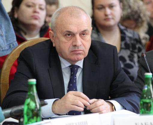 Харьковский ректор получил почетное звание