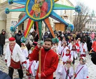 В Харьков прилетит вертеп из Львова