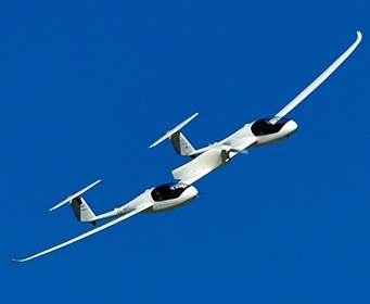 Китай испытал самолет на водородном топливе