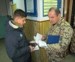 Военкоматы Харьковской области начали приписную кампанию