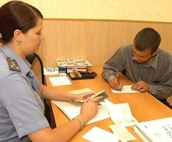 Осужденные получают биометрические паспорта