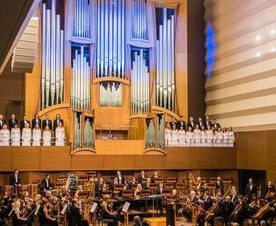 В новом органном зале Харькова пройдет православный хоровой фестиваль