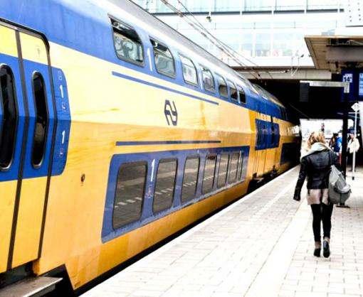 В Нидерландах поезда полностью перешли на энергию ветра