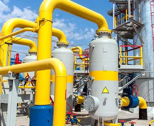 Украине хватит газа до конца отопительного периода