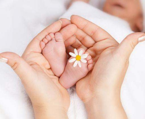 В Киеве новорожденную девочку назвали Украиной