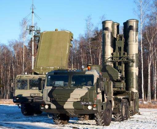 В Крыму развернули новую российскую систему ПВО