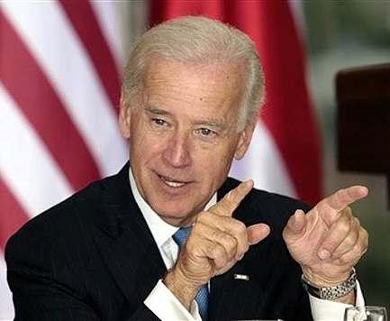 Вице-президент США Джозеф Байден прибыл в Украину