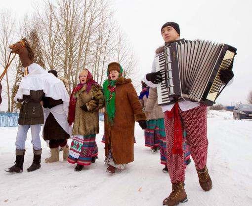 660 человек в Харькове, Львове и Краматорске одновременно спели колядку «Нова радість стала»