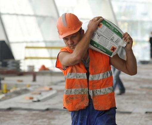 Украинских строителей зовут на работу в Израиль