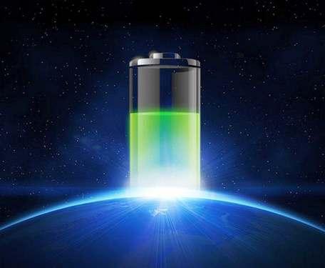 Украинская батарейка может работать 12 лет