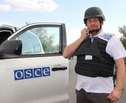 Заместитель главы СММ ОБСЕ посетит Донбасс
