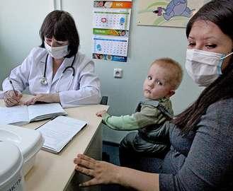 Харьковчане стали меньше болеть гриппом