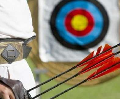 Харьковчане заняли призовые места на всеукраинских соревнованиях по стрельбе из лука
