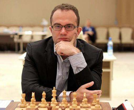 Харьковский шахматист лидирует на шахматном турнире в Вейк-ан-Зее