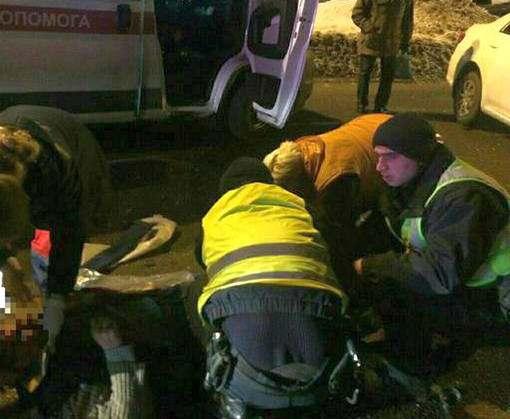 Двойное ДТП в Харькове: на Белгородском есть пострадавшие (фото)