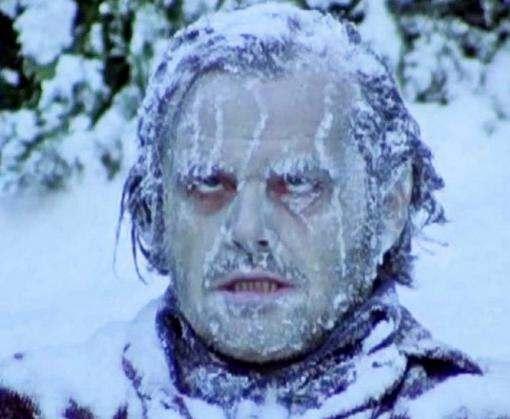 При температуре тела ниже 28 градусов можно умереть