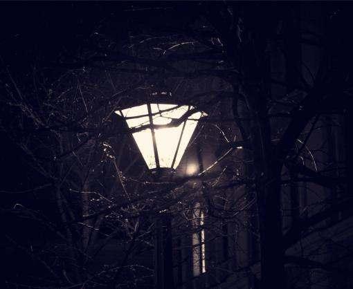 Коммунальщики выставили харьковчанам фонари
