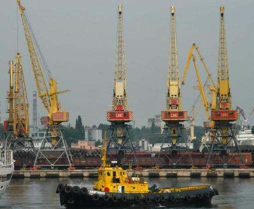 Правительство в рамках декоммунизации переименовало два порта