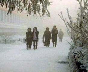 На Харьковскую область надвигаются сильные морозы: гидрометцентр