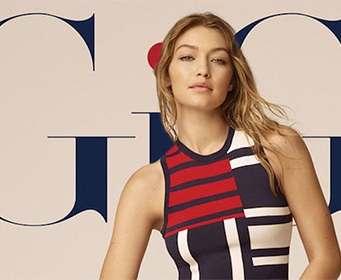 Джиджи Хадид создаст новую коллекцию одежды для Tommy Hilfiger