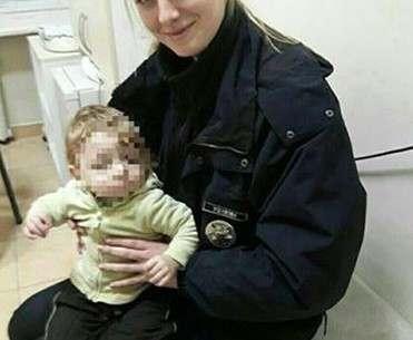 В Харькове женщина оставила маленького ребенка малознакомой подруге