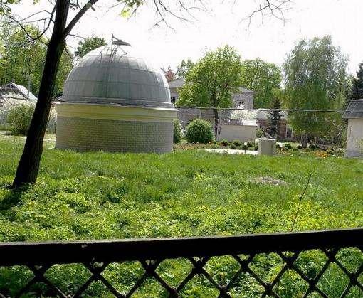 У харьковских астрономов появился собственный университетский корпус
