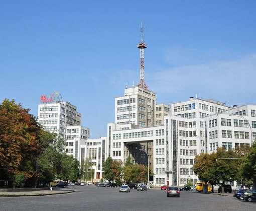 На крыше Госпрома планируют обустроить смотровую площадку
