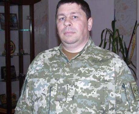 Представлен новый начальник Харьковского пограничного отряда