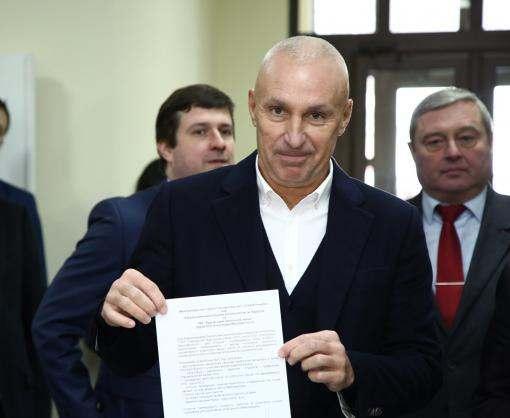 Ярославский усилит поддержку Харьковского университета им. Каразина