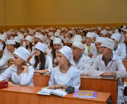 Украинские студенты-медики будут сдавать тесты международного образца