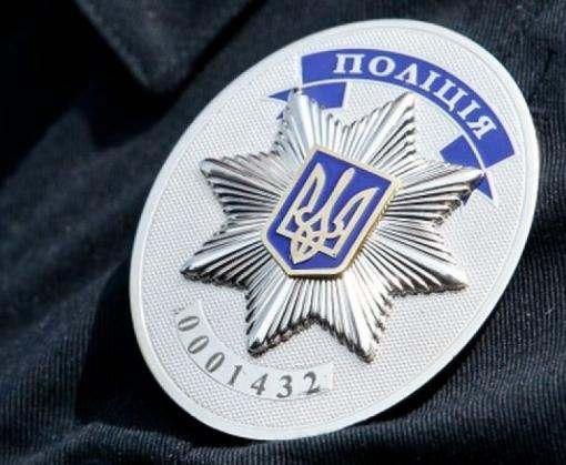 Харьковским патрульным пришлось самостоятельно тушить пожар