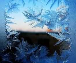 На Харьков надвигается тридцатиградусный мороз