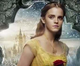 Disney выпустил движущиеся постеры «Красавицы и чудовища» с Эммой Уотсон