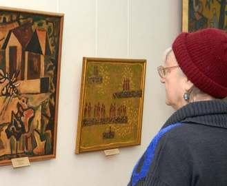 Харьковский музей достал из запасников работы галицких художников