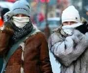 Погода в Харькове: до 32 мороза