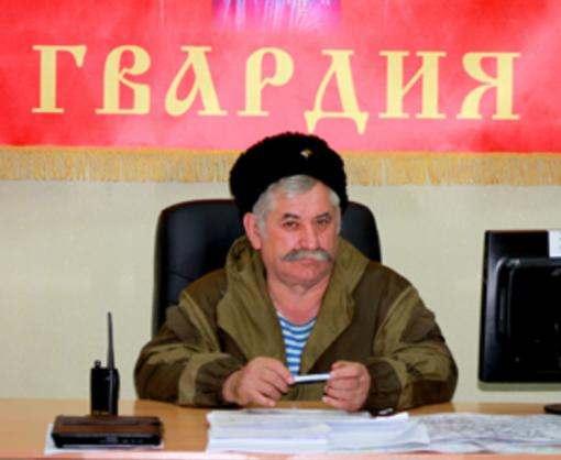 В РФ объявлен сбор казаков-добровольцев для боев на Донбассе