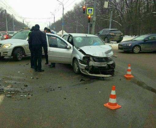 ДТП в Харькове: трое пострадавших на мемориале
