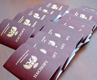 В России неофициально признали паспорта «ДНР» и «ЛНР»