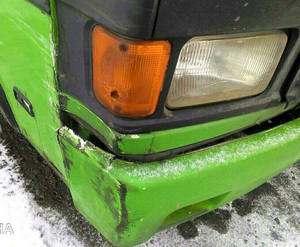ДТП в Харькове: в маршрутку угодила Toyota