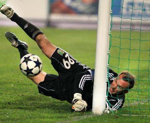 Александр Горяинов не против стать тренером в большом клубе