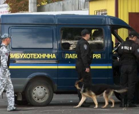 В здании Харьковской облгосадминистрации снова ищут взрывчатку