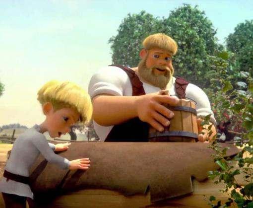 Украинский мультфильм за первый уикенд собрал в прокате более 7 миллионов